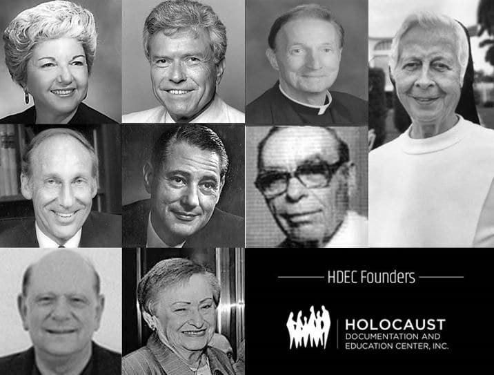 HDEC History - Our founders