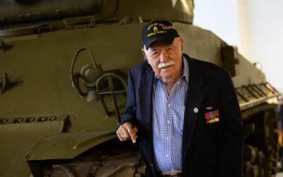 In Honor of Liberator Carl Arfa