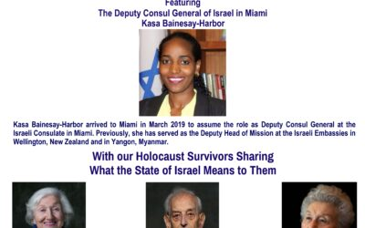 From Darkness to Light: From the Holocaust to Israel