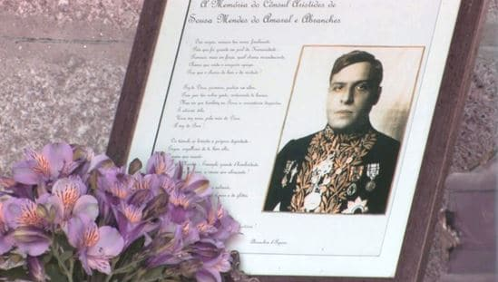 """Sousa Mendes Foundation: """"Searching for Sousa Mendes"""""""