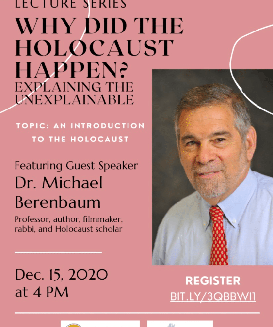 "Holocaust Memorial Miami Beach: ""An Introduction to the Holocaust"""