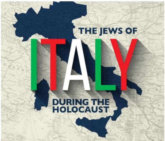 Project Witness: The Jews of Italy During the Holocaust