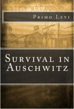 """Classrooms Without Borders: """"Survival in Auschwitz"""" by Primo Levi: Book Talk"""