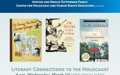 FAU: Literary Connections to the Holocaust