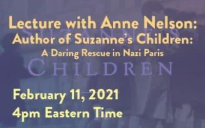 CWB: Suzanne's Children: A Daring Rescue in Nazi Paris
