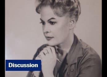 "MJHNYC: Remembering Olga Lengyel and ""Five Chimneys"""