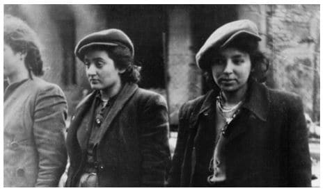 YIVO: Remember: 78th Anniversary of the Warsaw Ghetto Uprising