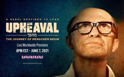 "Film Screening: ""UPHEAVAL"""
