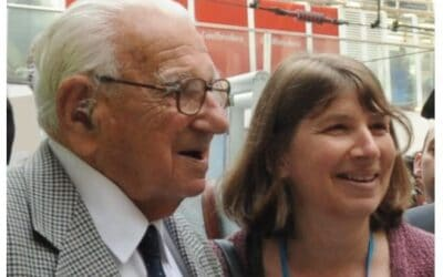 """Holocaust Memorial Resource & Education Center: """"In My Own Words with Barbara Winton"""""""