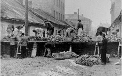 """USHMM: """"What Digital Technology Reveals About Jews and Germans in Occupied Kraków"""""""