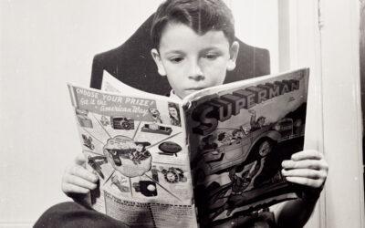 "USHMM: ""Comics Take On Hitler and the Nazis"""
