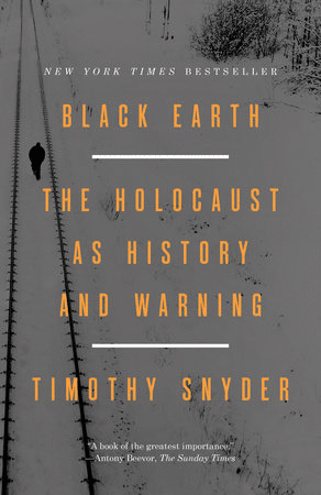 """The Olga Lengyel Institute for Holocaust Studies and Human Rights: """"Professor Timothy Snyder: The Holocaust and Lessons for Today"""""""